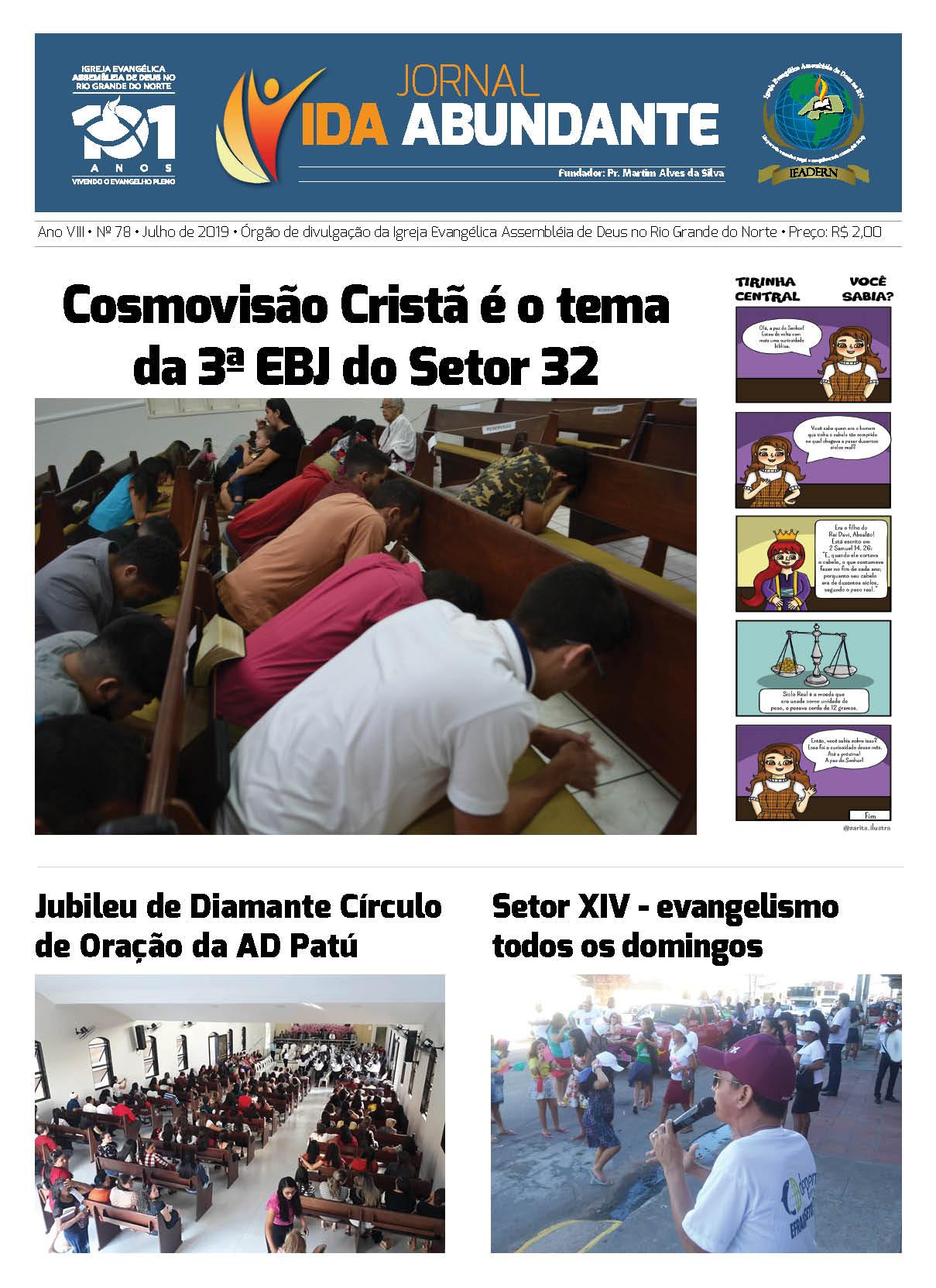 Jornal Julho de 2019